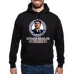 Ronald Reagan Hoodie (dark)