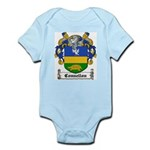 Connellon Coat of Arms Infant Creeper