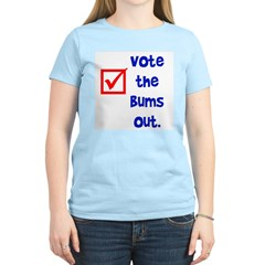 vote the bums out T-Shirt