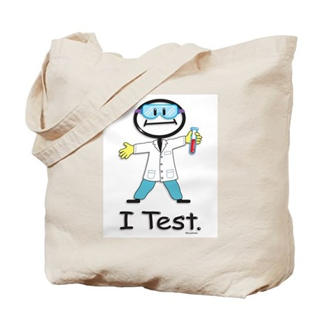 Medical Lab Tech Tote Bag