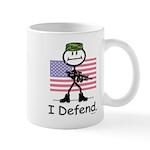 BusyBodies US Military Mug