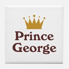 Personalized George Tile Coaster
