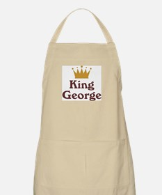 Personalized George BBQ Apron