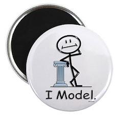 BusyBodies Model Magnet