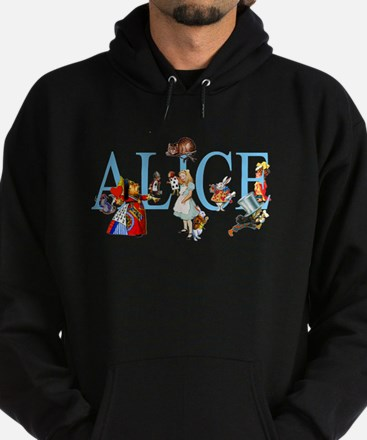 ALICE & FRIENDS Hoodie (dark)