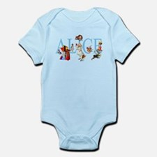 ALICE & FRIENDS Infant Bodysuit