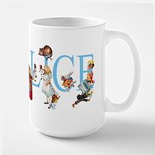 ALICE & FRIENDS Ceramic Mugs