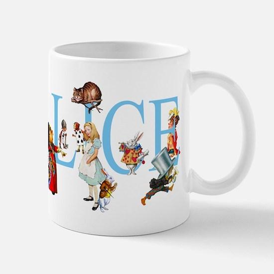 ALICE & FRIENDS Mug
