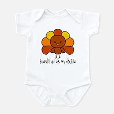 Thankful for Abuela Infant Bodysuit