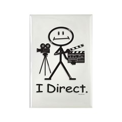 Director Rectangle Magnet (100 pack)