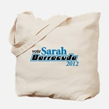 Sarah Barracuda 2012 Tote Bag