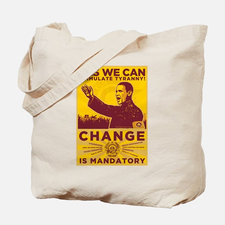Stimulate Tyranny! Tote Bag