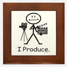 Producer Framed Tile