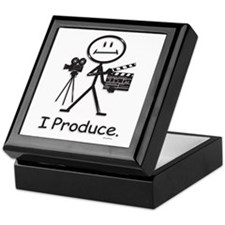 Producer Keepsake Box