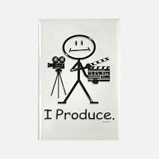 Producer Rectangle Magnet