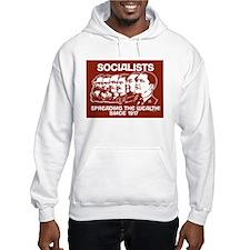Socialists Obama Hoodie
