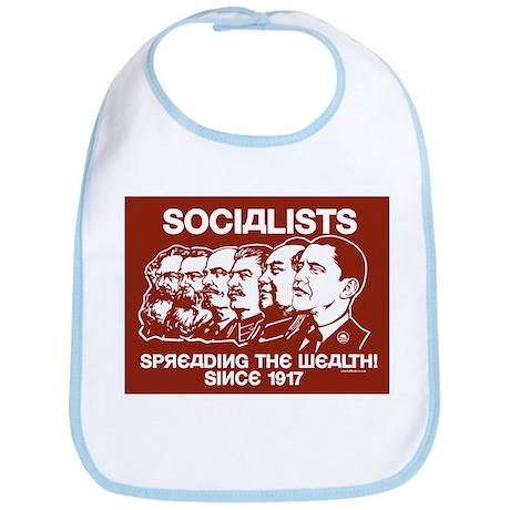 Socialists Obama Bib