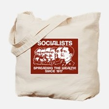 Socialists Obama Tote Bag