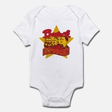 Barack Is My Comrade Infant Bodysuit