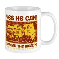 Spread the Wealth Mug