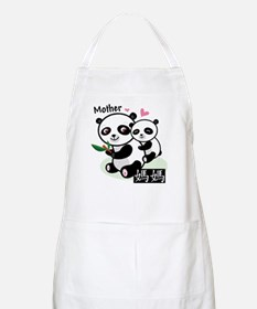Mother in Chinese characters BBQ Apron