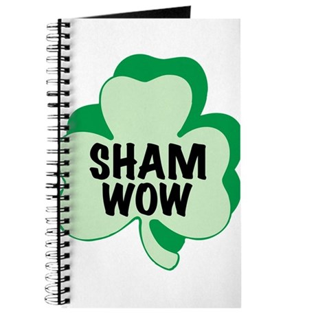 Sham Wow Journal