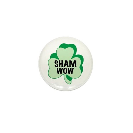 Sham Wow Mini Button (100 pack)