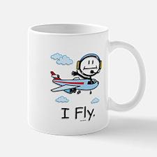 BusyBodies Pilot Mug