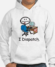 BusyBodies Police/Fire Dispatcher Hoodie