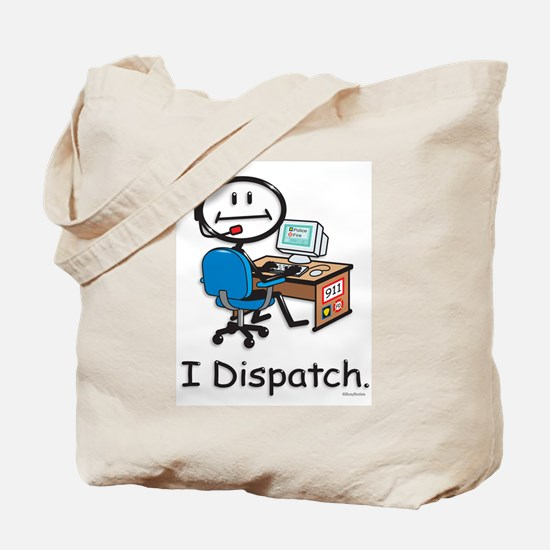 BusyBodies Police/Fire Dispatcher Tote Bag