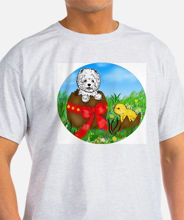 Easter Westie T-Shirt