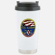 USS Alabama SSBN 731 Travel Mug