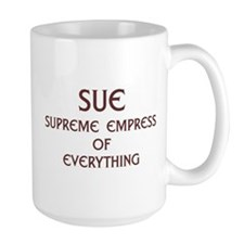 Personalized Sue Mug