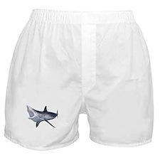 Cute Shark Boxer Shorts