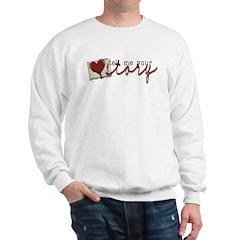 Tell me your Story Sweatshirt