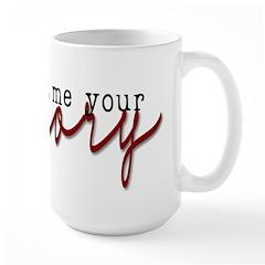 Tell me your Story Mug