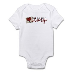 Tell me your Story Infant Bodysuit