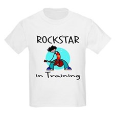 Rockstar in Training T-Shirt