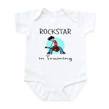 Rockstar in Training Infant Bodysuit