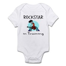 Rockstar in Training Onesie