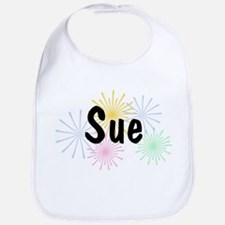 Personalized Sue Bib