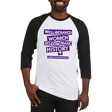 WELL-BEHAVED WOMEN Baseball Jersey