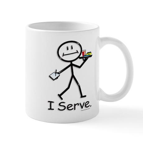 BusyBodies Server Mug