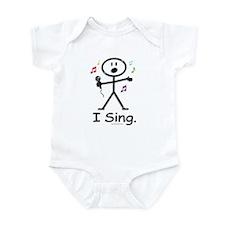 BusyBodies Singer Infant Creeper