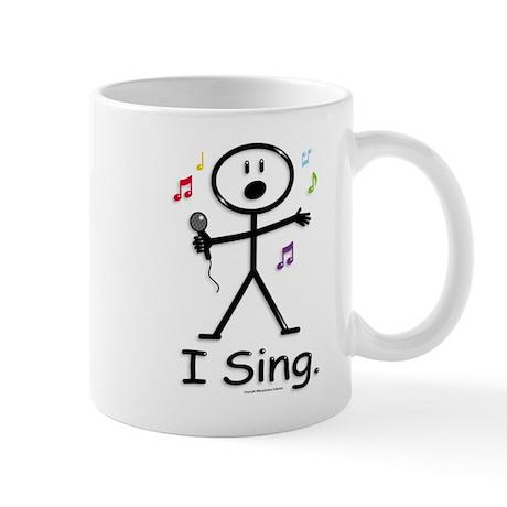 BusyBodies Singer Mug