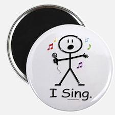BusyBodies Singer Magnet