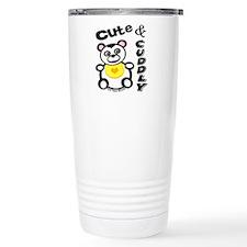 Baby Panda Bear Travel Mug