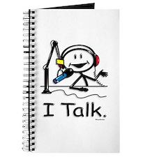 BusyBodies Radio Talk Show Host Journal