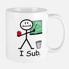 BusyBodies Substitute Teacher Mug