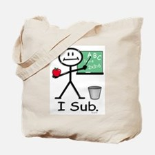 BusyBodies Substitute Teacher Tote Bag